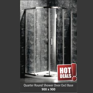 Shower : Quarter Round