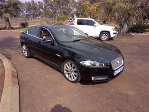 2012 Jaguar XF 3.0D Luxury