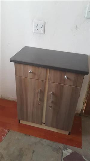 2 door kitchen cupboard