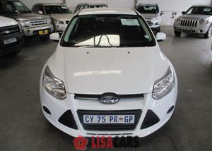 2014 Ford Focus 1.6 5 door Ambiente