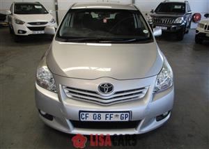 2012 Toyota Verso 1.6 SX