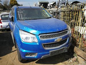 Chevrolet Trailblazer In Car Spares And Parts In South