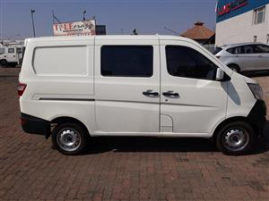 2018 Changan Star Star 1.3 Mini Van 5 seat