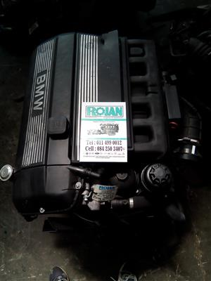BMW M52 320i  DOHC AUTO ENGINES FOR SALE