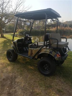 Bushman Golf Car For Sale