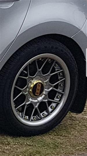 15 inch rims n tyres, brand new R6k
