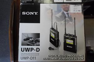 Sony UWP-D11 Wireless Microphones