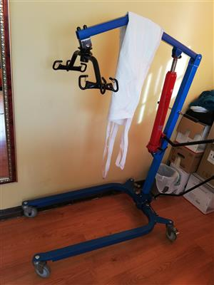 Patient hoist/lifter for sale