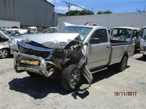 Toyota Hilux d4d 2,5 Stripping For Spares