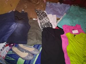 Selling ladies clothes