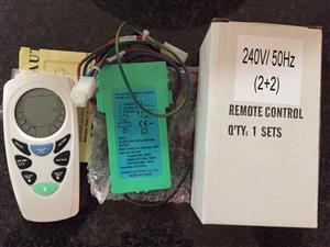 Remote Control and Receiver Kit