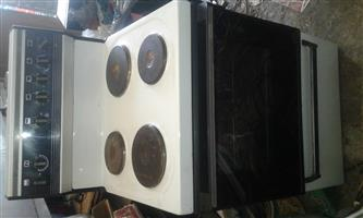 Frigidaire 4 Plate Stove