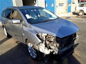 2011 Mazda 5 Mazda 2.0 Active Code 2