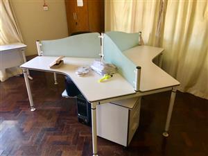 Office Desks - Work Stations