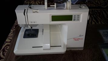 Embroidery Machine 600 Deco