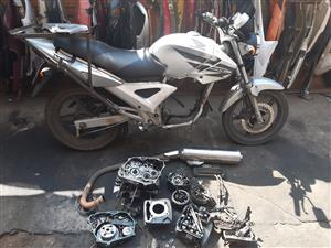 2010 Honda CBX