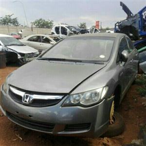 2009 Cars for Stripping Honda