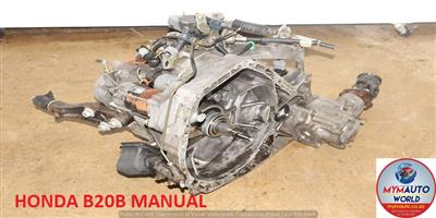 IMPORTED USED HONDA B20B MANUAL GEARBOX