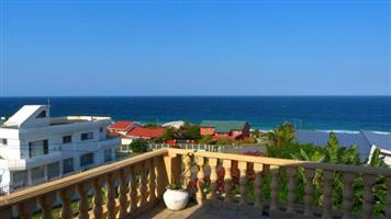 Look no further - uvongo beachfront