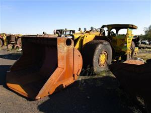 Wagner ST 8B Scooptram Load Haul Dumper - ON AUCTION