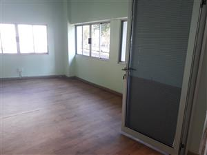 Bryanston office space in medical centre