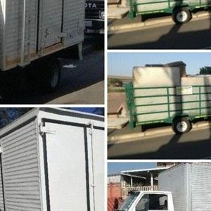 Furniture removal and transport