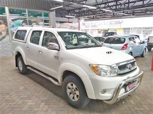 2005 Toyota Hilux 3.0D 4D 4x4 Raider
