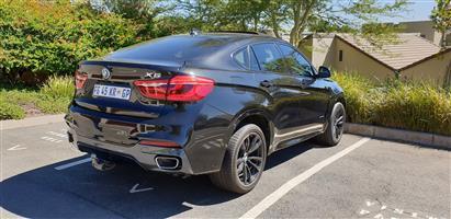2015 BMW X6 xDRIVE40d M SPORT (F16)