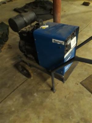 rough neck welder generator