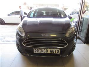 2014 Ford Fiesta 5 door 1.0T Trend
