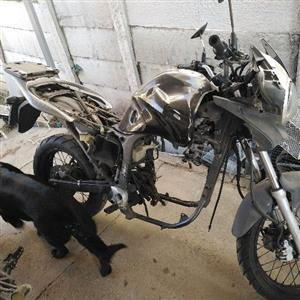 Honda transalp stripping for spares