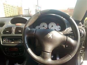 2002 Peugeot 206 CC 1.6