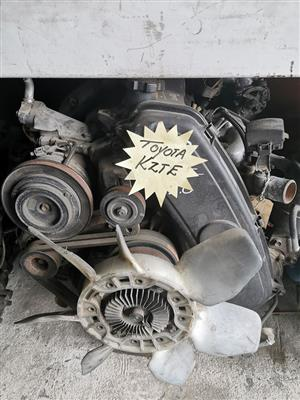 Toyota KZTE engine for sale