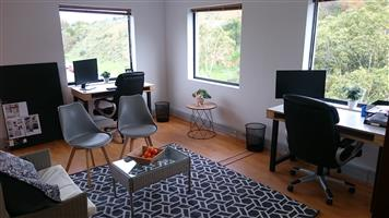 TYGER WATERFRONT -- Rent Desk Space--Shared OFFICE SPACE--Hot Desk