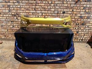 Volkswagen Golf 7.5 R Front Bumper