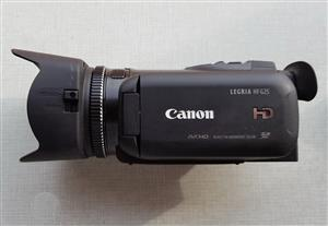 CANON LEGRIA HF G25 VIDEO CAMERA & ACCESSORIES