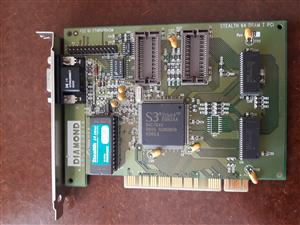 Diamond Multimedia Graphics Card Stealth 64 DRAM T PCI