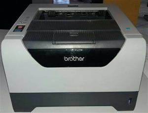 Brother HL-5250 Laser printer.