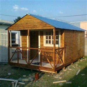 Collins log homes and Wendy houses