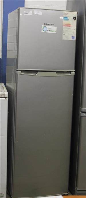 Hisense silver fridge S031116C #Rosettenvillepawnshop