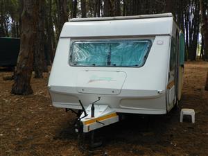 Gypsey Regal caravan