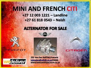 Alternator various for sale