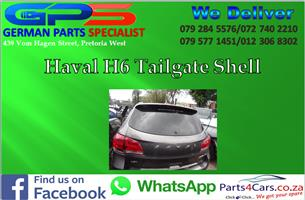 Haval H6 Tailgate Shell for Sale