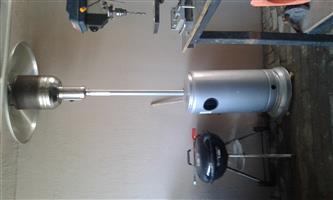 Big Gas Heater