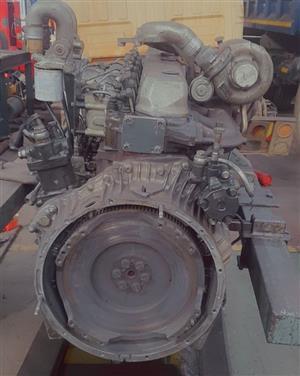 6D16 Fuso Engine