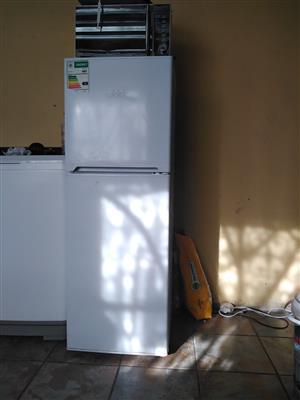 Fridge freezer and a microwave oven