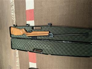 Pellet gun air rifle