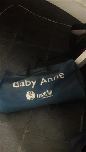 Baby Anne CPR Manikin - Training Aid