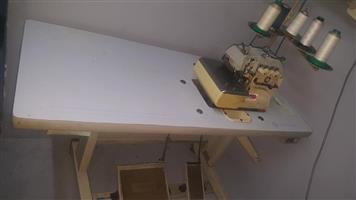 Industrial Flat machine