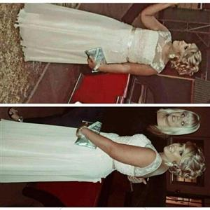 matric farewell / evening dress